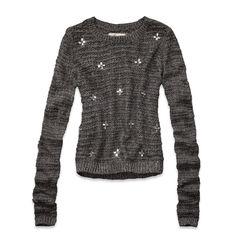 Hollister Picnic Beach Sweater
