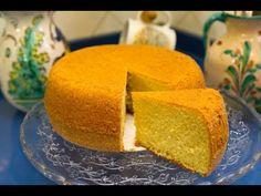 Bizcocho o Torta de Vainilla, Base de Reposteria http://www.dulzurasartisticas.com/2013/01/bizcocho-esponjoso-de-vainilla-o-torta.html