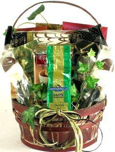 Gift Basket Village Gourmet Coffee Lovers Basket ** For more information, visit image link.