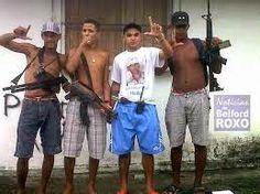 EM SINTONIA: CRIME ORGANIZADO, GOVERNO DESORGANIZADO!