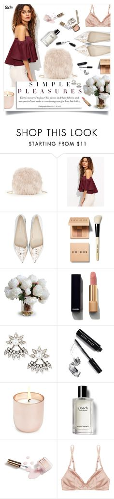 """""""If I Like It, I Do It"""" by magi-418 ❤ liked on Polyvore featuring Sole Society, Sophia Webster, Bobbi Brown Cosmetics, New Growth Designs, Chanel, DANNIJO, Jonathan Adler, Ciaté and Rituel by Carine Gilson"""