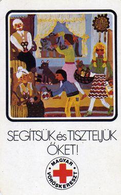Magyar Vöröskereszt (segítsük az időseket) - 1982