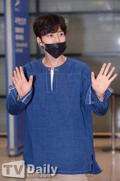 park hae jin 박해진 back to south korea 07.16.2017