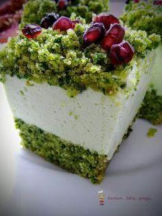 Ciasto Leśny Mech ~ kocham.. lubię.. gotuję..