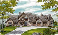 House Plan 85622 | Cottage   Craftsman    Plan with 5260 Sq. Ft., 4 Bedrooms, 5 Bathrooms, 3 Car Garage