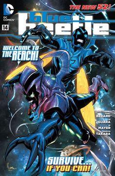 Blue Beetle #14 #BlueBeetle #New52 #DC