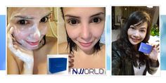 NWORLD NLIGHTEN PREMIUM SOAP is exceptionally formulated with the finest and most powerful moisturizers such as Aloe Vera and Argan Oil and enriched with Collagen to reveal a younger, whiter, more beautiful you!
