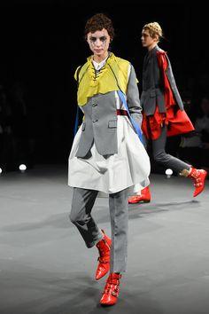 アンダーカバー 2016年春夏コレクション - ピエロが欺くロックンロール・サーカス - 写真76   ファッションニュース - ファッションプレス
