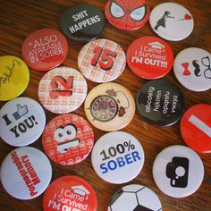 Still time to get Badges for Xmas. We have upgraded all orders to 1st class free of charge.