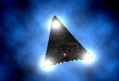 GIANT Black Triangle UFO Recorded Moving Over The Moon & More!