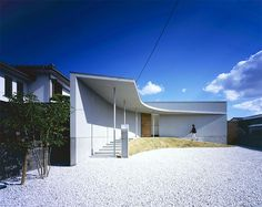 Horibe Naoko Architect Office - House in Naruto, 2012
