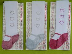 baby tights really pretty pink or silver sparkle diamante hearts 0/3/6/12 months