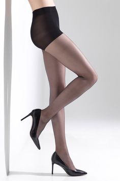 Natori Soft Suede Ultra Sheer Pantyhose Style NAT-610