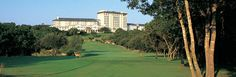 Father's Day Idea: Barton Creek Resort and Spa in Austin, Texas, is a top golfing destination.