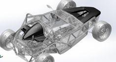 Ariel Atom Replica   Fiberglass Plug Construction   ModernKitCar.com