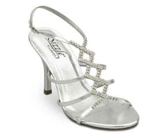 Capri prom shoes - New for 2009 collection