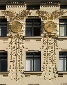 Wohnhaus in 38 Linke Wienzeile | Flickr - Photo Sharing!