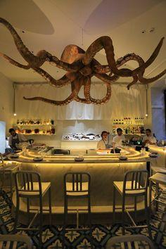 A Cevicheria, Lisbon, Rupert Eden #restaurant