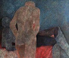 "Saatchi Art Artist Tomasz Kruzel; Painting, ""Scorpio from the series of 12 Zodiac Signs"" #art"