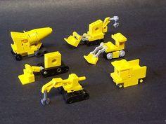 LEGO Microscale