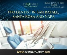 Find an in-network PPO Dentist in San Rafael, Santa Rosa and Napa to meet your requirements. Just as health insurance, we offer different insurance plans to suit your inclusion needs. You are going to invite peace of life. Group Insurance, Dental Insurance, Health Insurance, Family Dental Care, Dental Group, Dental Health, Health Care, American Canyon, Invisible Braces