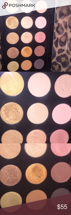 Mac eyeshadow times 15 warm neutral palette Barely used Mac eyes x 15 palette in the shade warm/neutral some of the shadows have never even been swatched 100% authentic MAC Cosmetics Makeup Eyeshadow