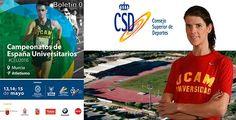 Miguel Ángel López y Ruth Beitia serán dos de las grandes estrellas del Campeonato de España Universitario que se disputa en Murcia... http://www.rfea.es/web/noticias/desarrollo.asp?codigo=8991#.VzSGJPkhXqA