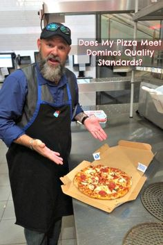 3 Lessons In Quality From Dominos Pizza #DPZBloggerDay15