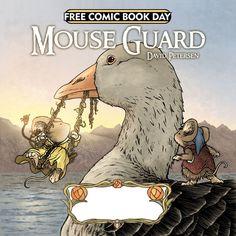 Mouse Guard FCBD 2013