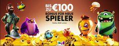 100% Bonus für neue Spieler von bis zu €100 Erleben Sie die neuesten Spiele mit Vegas bei Bet365 und holen Sie sich einen 100% Bonus für neue Spieler von bis zu €100........