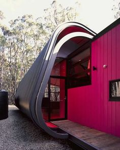 amazing houses in the woods | ... minimalist house in the woods by Jesse Judd » Minimalist House Design