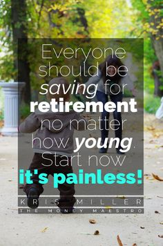 Saving For Retirement, Retirement Planning, Start Now, Age 30, Financial Planner, Explain Why, Happy Life, Author, How To Plan