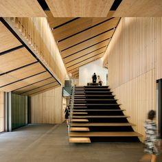 Portland Japanese Garden | Architecture | Kengo Kuma and Associates