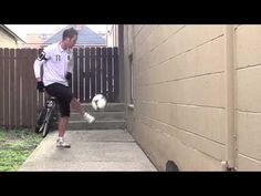 How To Improve Soccer Ball Control By Yourself - Soccer Drills - Soccer ... Soccer Skills for kids #kids #soccer