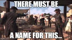 Red Dead Redemption Joke