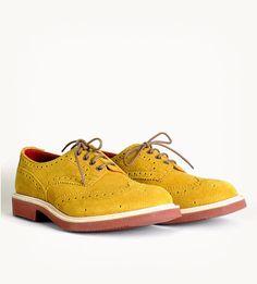 Tricker's, Derby Shoe Howard Curry