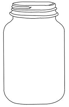 Mason Jar Printable: Use to create fingerprint lightning bug art for kids. - Mason Jar Printable: Use to create fingerprint lightning bug art for kids. Informations About Mason - Diy And Crafts, Crafts For Kids, Arts And Crafts, Paper Crafts, Bug Crafts, Kids Diy, Insect Crafts, Mason Jar Crafts, Mason Jars