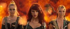 Taylor is back and kicking ass in new video for Bad Blood #taylorswift #music #new #fresh #fierce