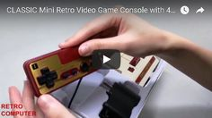 Throwback Thursday - Flashback Friday Special - CLASSIC Mini Retro Video Game Console with 400 Built-in Retro Games -  https://trendingviralnow.com/classic-mini-retro-video-game-console/ - #BuiltInGames, #FlashbackFriday, #MiniGameConsole, #MiniRetroGameConsole, #RetroGameConsole, #RetroGames, #ThrowbackThursday, #VideoGameConsole, #VideoGames - Trending + Viral Now!