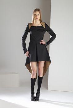 #Malloni- assimetric dress