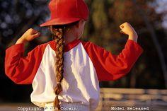 Image result for little girl baseball