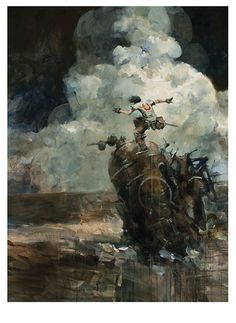 more Ashley Wood http://1.bp.blogspot.com/-MRl7ndY7vD0/UgL_S1C1DtI/AAAAAAAAEhk/gWedBcGFAP0/s1600/tkjumpprint.jpg