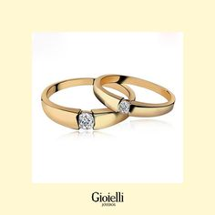 argollas de matrimonio en oro 18k con diamante Wedding Rings, Engagement Rings, Jewelry, Fashion, Jewelry Rings, Jewel Box, Jewerly, Enagement Rings, Moda
