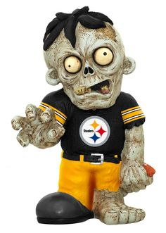 Pittsburgh Steelers Zombie Figurines, want!!!!!!!!!