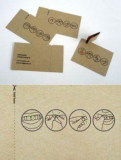 Multipurpose Dentist Business Card by BusinessCardDesignIdeas, via Flickr