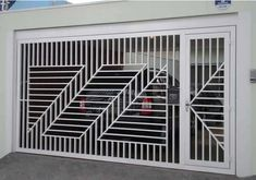 Excellent Pictures metal door models Ideas, wooden doors The City Council delawa … Grill Gate Design, Steel Gate Design, Iron Gate Design, Fence Design, Door Design, Metal Gates, Iron Gates, Iron Doors, Wrought Iron Window Boxes