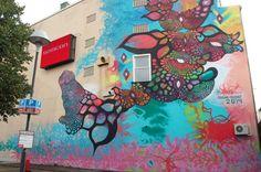 Quatro cidades escandinavas que estão se tornando referências em arte urbana