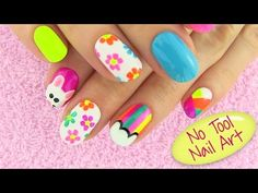 Toothpick nail designs nail art without tools no tools nail diy nail art without any tools 5 nail art designs diy projects in this diy nails video i show how to create 5 easy but cute nail designs solutioingenieria