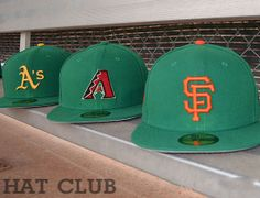 Clover Edition 59Fifty Fitted Caps by NEW ERA x MLB @ HAT CLUB