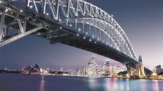 1920x1080 widescreen hd sydney harbour bridge